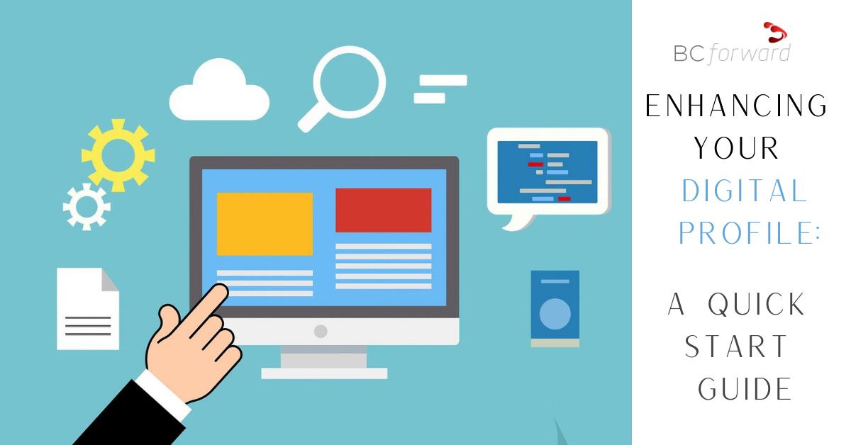 Enhancing your Digital Profile (1)