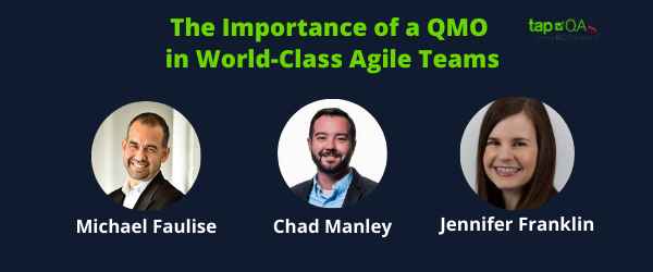 WEBINAR | The Importance of Quality in Agile